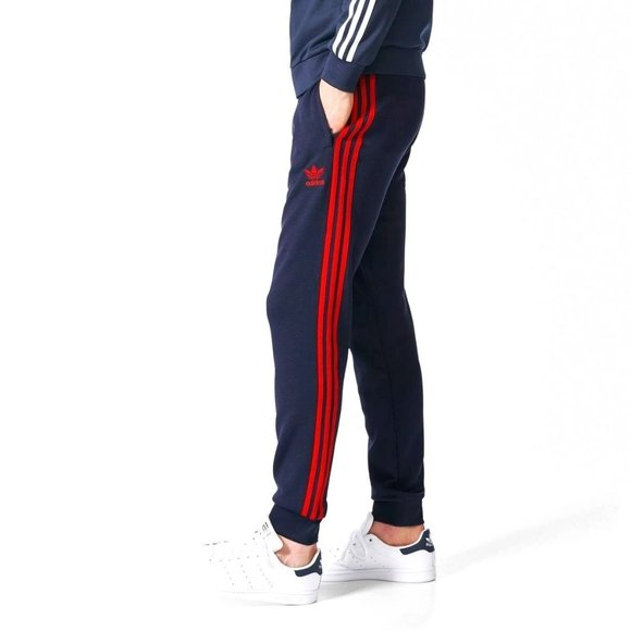 Br4288 Superstar Cuffed Track Pant